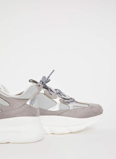 DeFacto Spor Ayakkabı Gri